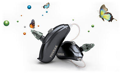 Phonak Audeo V hearing aids