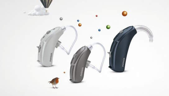 Bolero V hearing aids from Phonak in Melbourne