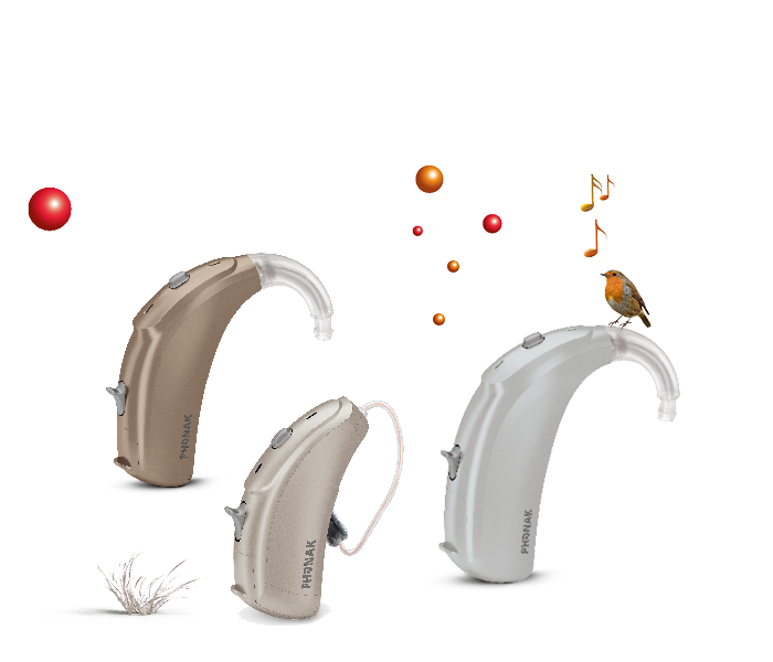 Phonak Launches the Naida V Range of Hearing Aids