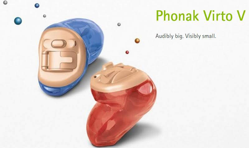 Phonak Virto V Hearing Aids in Melbourne